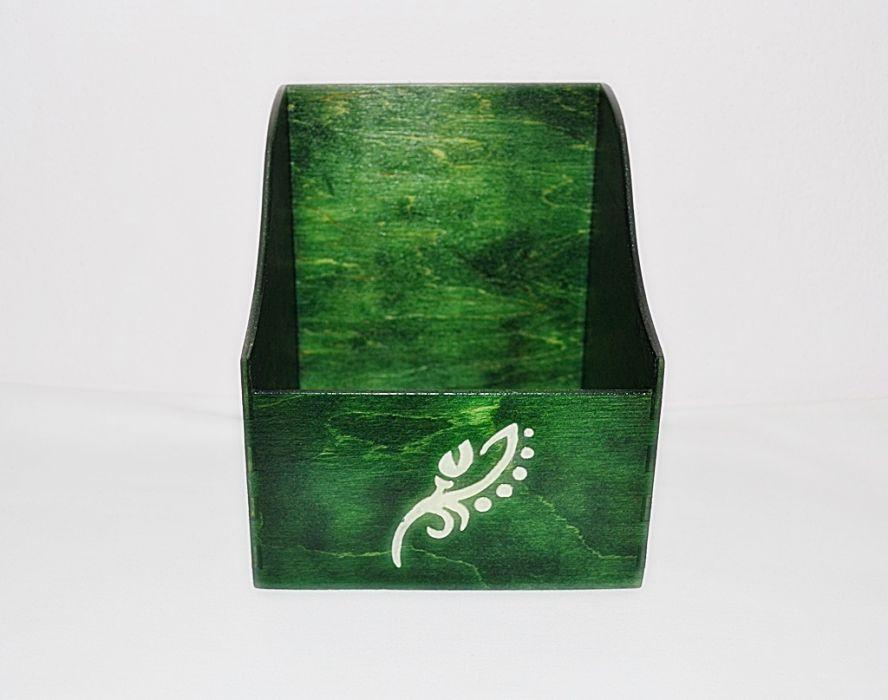 Przybornik zielony