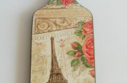 Deseczka- Paryż