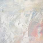 Jasny obraz abstrakcyjny 90x90 -