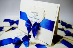 Zaproszenia Ślubne Heart
