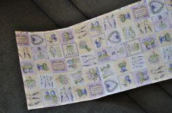 Bieżnik 135 x 40 cm - Lato w Prowansji