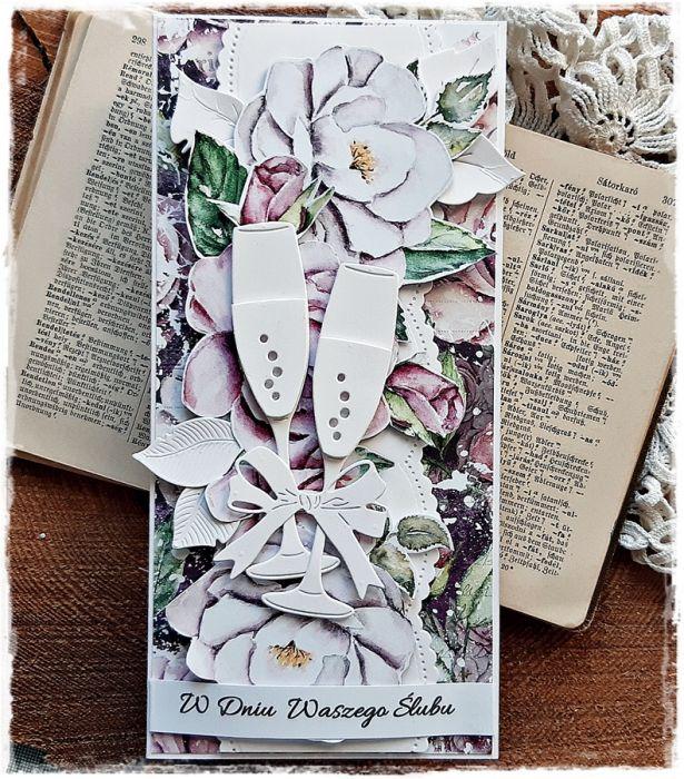 W Dniu Ślubu - kieliszki
