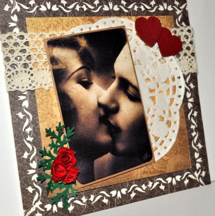 Kartka dla Walentynki