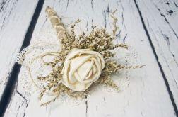 Różdżka w stylu rustykalnym