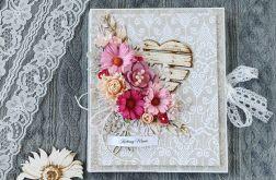 Pudełko na Merci w kwiaty