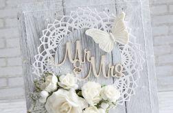Ślubna - Mr&Mrs