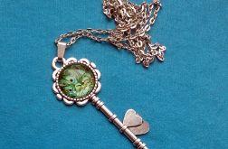 Naszyjnik-wisior Vintage Silver, Kluczyk