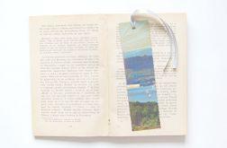 Zakładka do książki jezioro 5