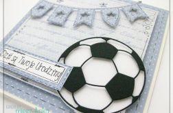 Urodzinowa kartka dla piłkarza 1