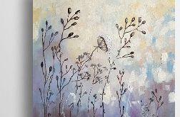 Bajkowa łąka-obraz akrylowy
