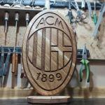 Statuetka inspirowana logo klubu piłkarskiego 4 - Inne ujęcie