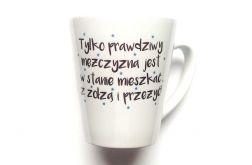 KUBEK Latte ZOŁZA