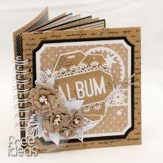 Unikatowy album na 12 zdjęć 9x13 ARU2001