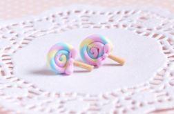 Lizaczki pastelowe - sztyfty