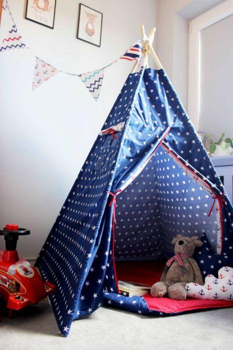 Namiot Tipi Teepee Gwiazdy