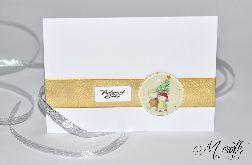 Kartka świąteczna -21-