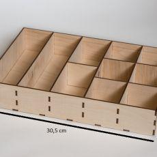 Organizer do szuflady DESNA 10 przegródek