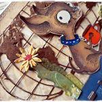 Chihuahua w podróży -