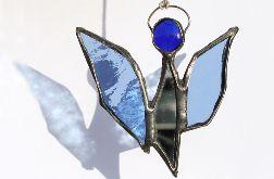 Aniołek Lusterkowy błękitnoskrzydły