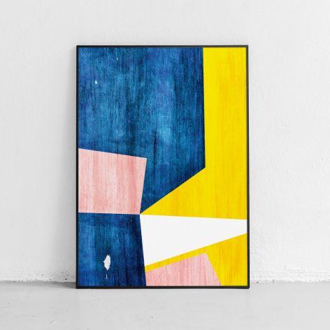 Plakat abstrakcja #80 61x91 cm