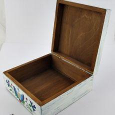 Pudełko Kaszubskie z kołem