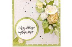 Kartka na ślub lub urodziny/imieniny - #647
