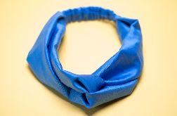 Opaska do włosów niebieski