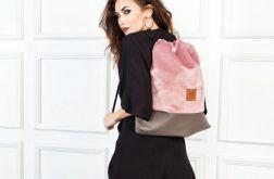 Plecak/torba Mili Funny Bag - różowy