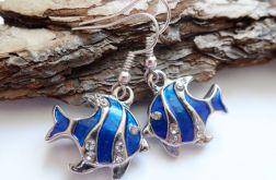 Kolczyki zawieszki 050 ryby