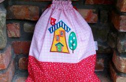 Worek dla dziecka - Domek
