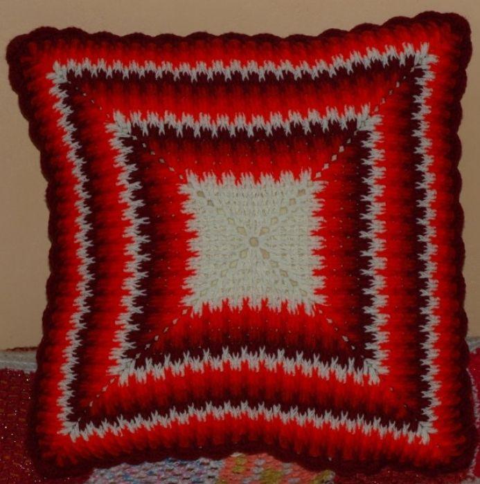 Trójwymiarowa poduszka