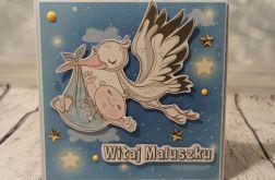 Kartka z okazji narodzin dziecka 01