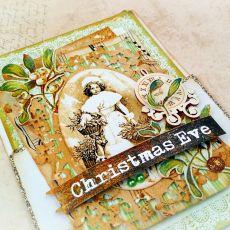 Kartka świąteczna Christmas Eve