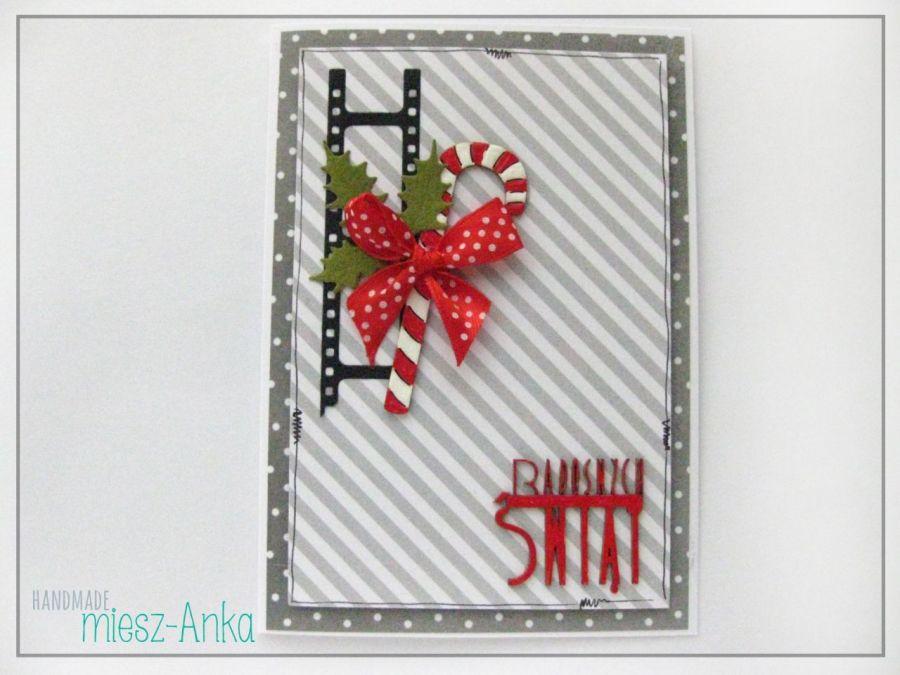 Wyjątkowa KARTKA ŚWIĄTECZNA - 9