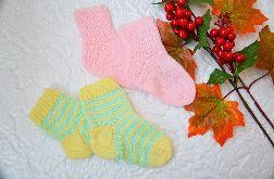 Skarpetki dla niemowlaka 6 do 9 miesięcy