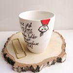 Mała Mi 6 - kawa herbata hand made