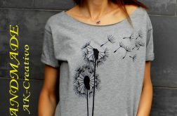 "t-shirt  ""DMUCHAWCE - SZARA"""