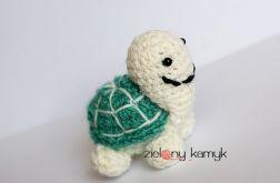 brelok żółw turkusowy