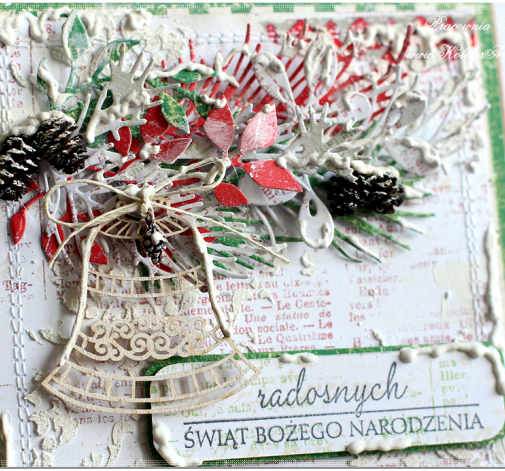 Kartka na Boże Narodzenie 2016 #13