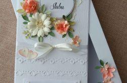 W Dniu Zaślubin kartka z pudełkiem