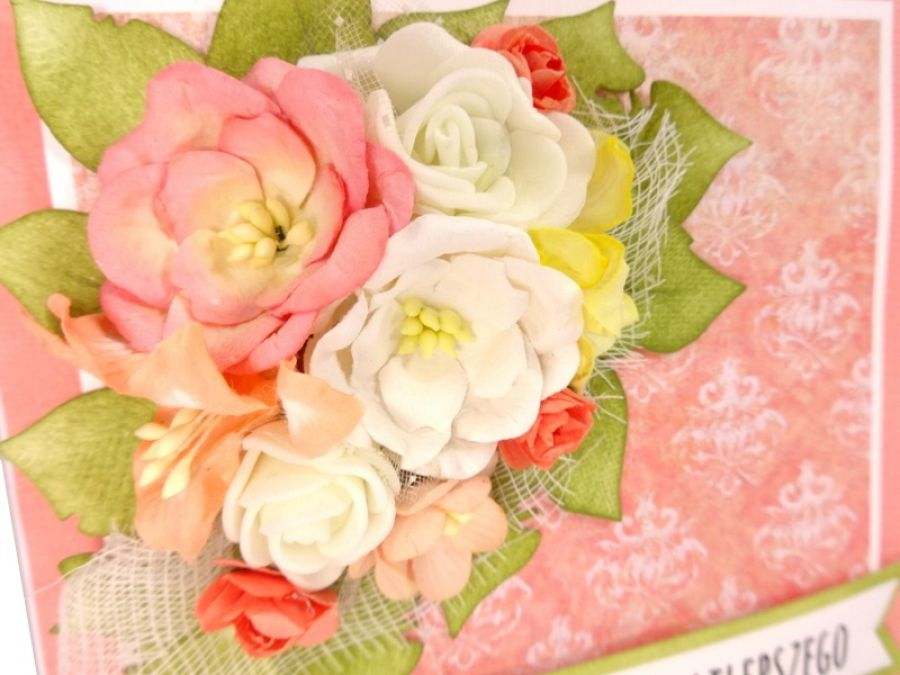 Kartka na ślub lub urodziny/imieniny -  #668
