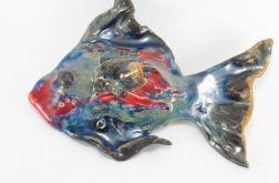 Ryba ceramiczna, wisząca