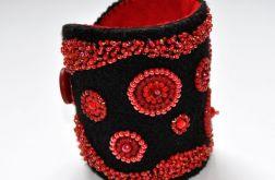 Czarno-czerwona