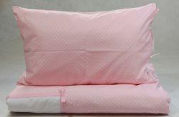 Pościel różowa słodycz