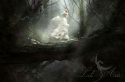 Obraz - Magiczny las - płótno