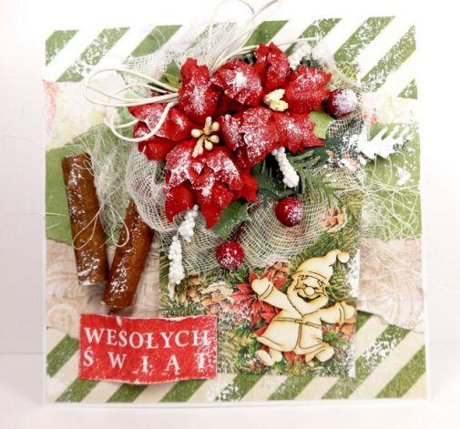 Kartka na Święta Boże Narodzenie nr 5