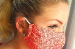 Dwustronna higieniczna maska maseczka