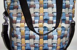 Torebka damska torba miejska kratka 3D