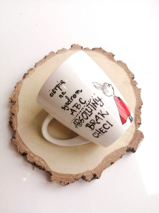 Mała Mi 5 - malowany kawa herbata