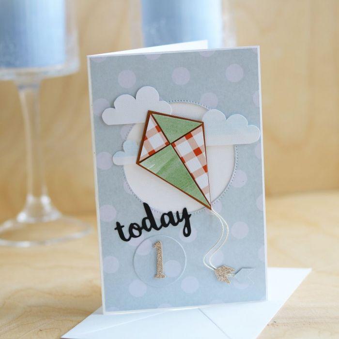 Kartka na urodzinki